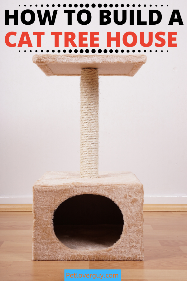 How to Build a Cat Tree House