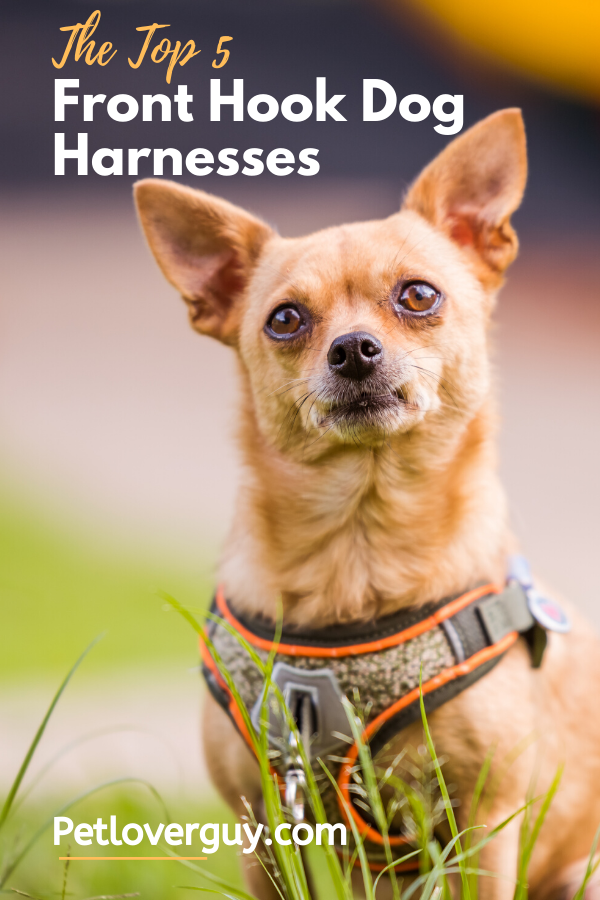 front hook dog harness